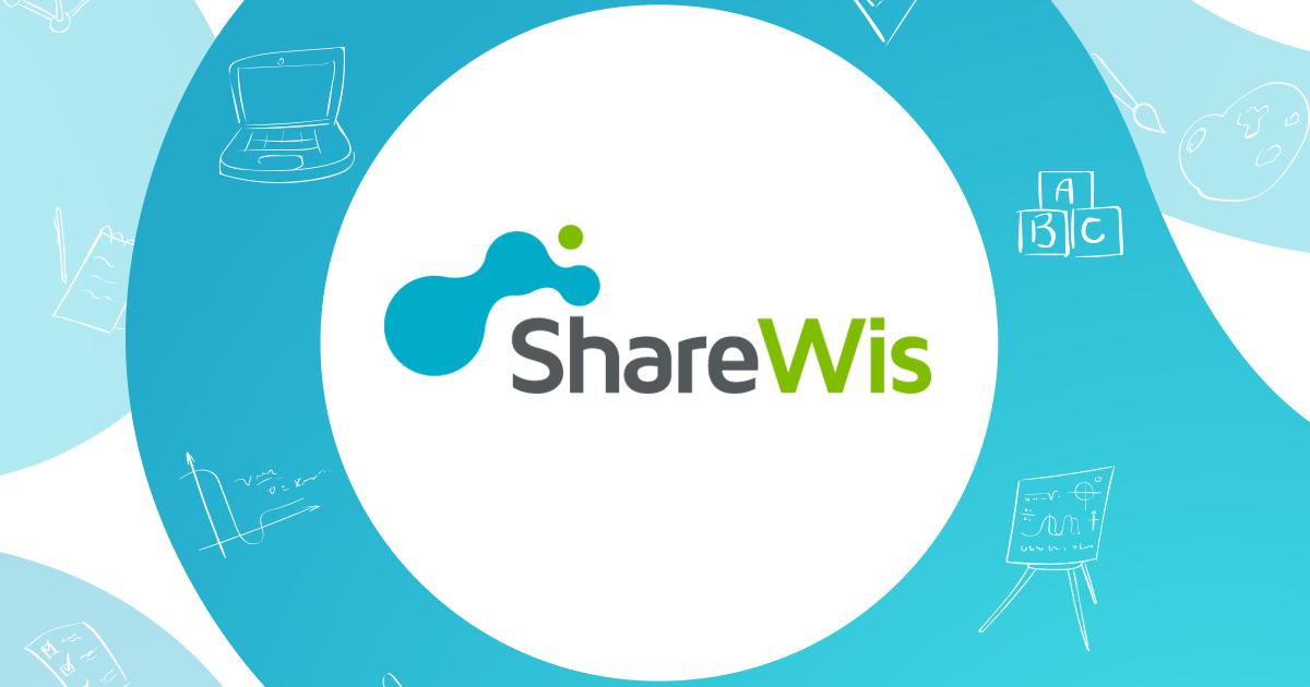 ShareWisのロゴ画像